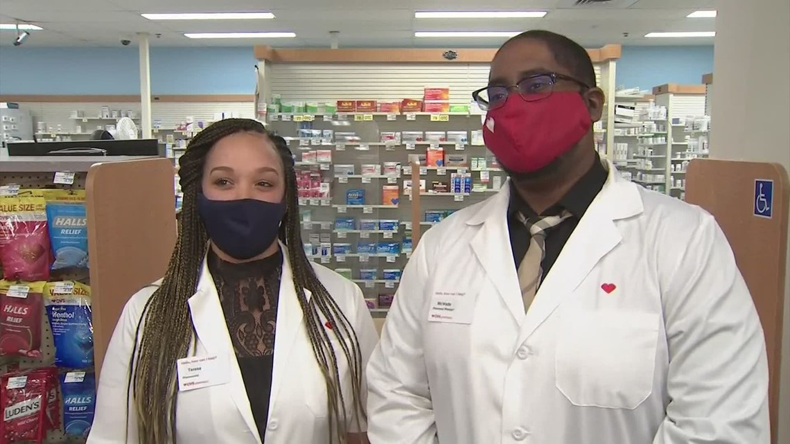 Houston couple vaccinating underserved communities