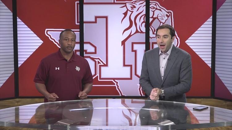 KHOU 11 speaks with new TSU football coach
