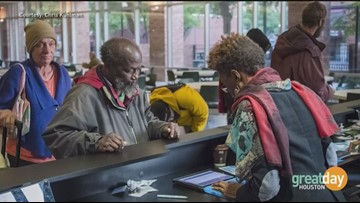 The Beacon helps the homeless live a life with purpose and dignity