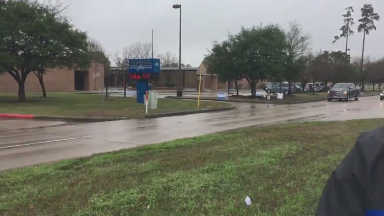 Student brought saw blade and 'hit list' to Atascocita school, principal says