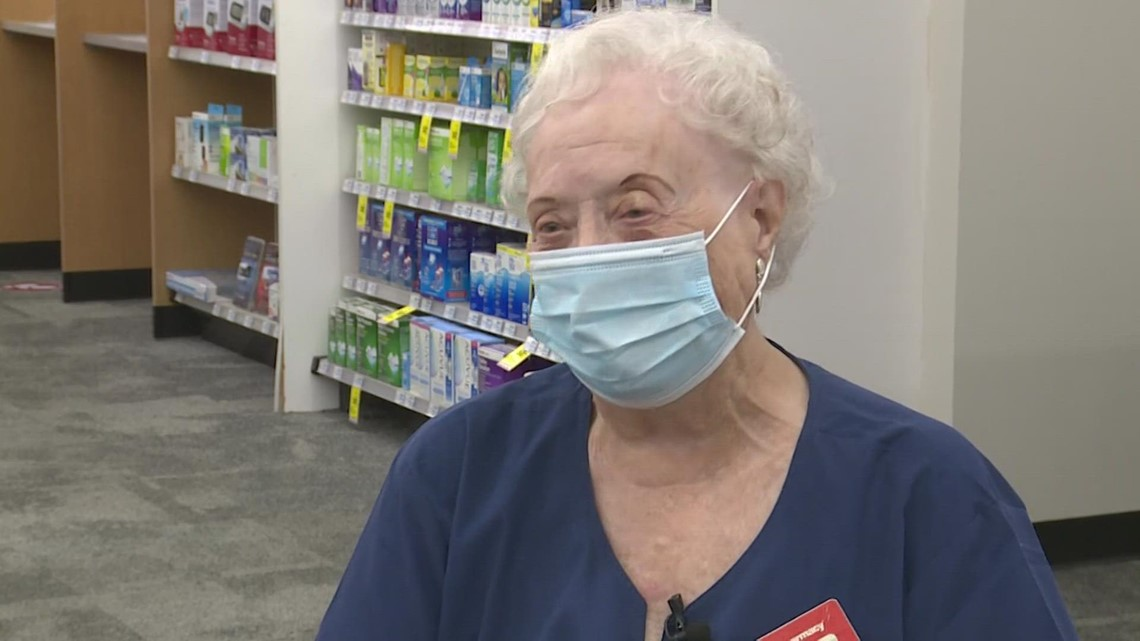 Meet Mary Jo: 81-year-old Freeport woman has been with CVS longer than any other employee nationwide