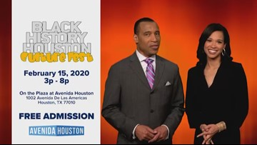 Houston to host first ever 'Black History Houston Culture Fest' Saturday