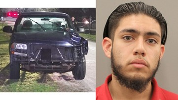 Police identify driver accused in deadly hit-and-run on Airline Drive