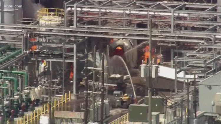 Lawsuit: KMCO personnel knew of leak before plant explosion in Crosby