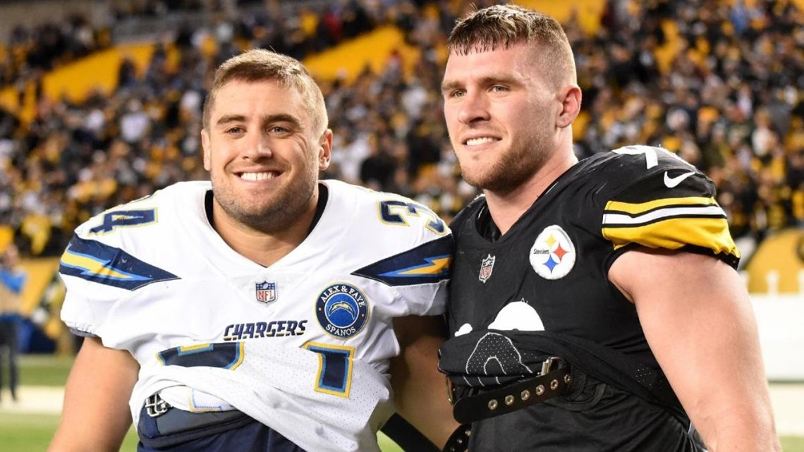 Watt brothers will play together on the same team: Derek joins T.J. on the Steelers