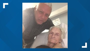 Son of Galveston County's first COVID-19 death speaks of his last visit with her at Texas City nursing home