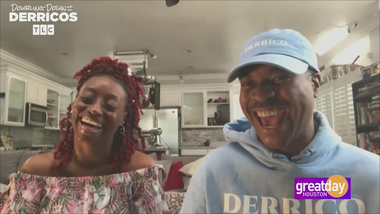 Deon and Karen Derrico discuss life with 14 kids