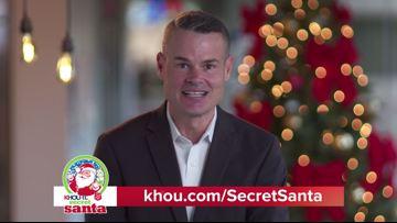 KHOU 11 Secret Santa - Jason Miles' favorite toy: Star Wars