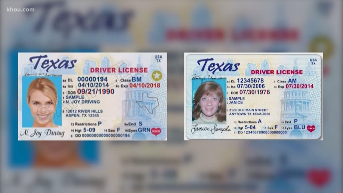 Real ID: Texans can't renew license without birth certificate | khou.com