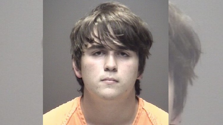 Mugshot of Santa Fe shooting suspect Dimitrios Pagourtzis, 17