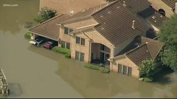 Federal court rules government is to blame for flooding of homes along reservoirs during Harvey