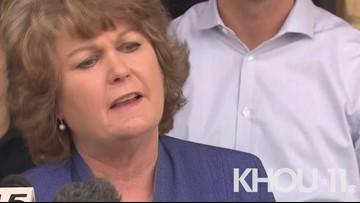 Raw: ITC spokeswoman apologizes to community for fire