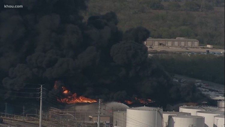 ITC hit with criminal charges for pollution after massive chemical fire
