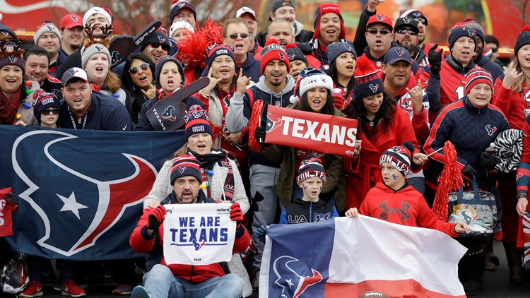 Staff draft: Houston Texans holding job fair this Wednesday