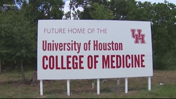 Houston gets its first major medical school in nearly 50 years