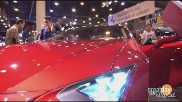 Experience the Houston Auto Show