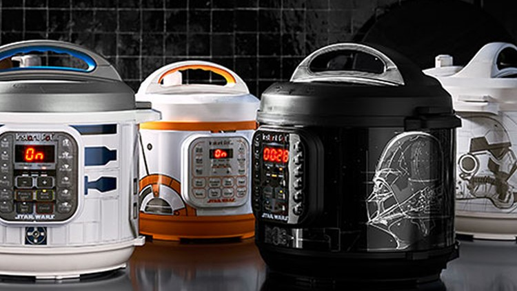 Instant Pot Star Wars Collection