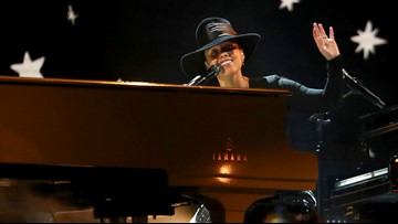 Alicia Keys is making a stop in Sugar Land for her world tour
