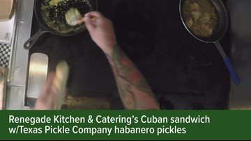 National Pickle Day at Renegade Kitchen & Catering
