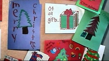 Can you help? Special needs woman only wants cards for Christmas