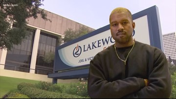 Lakewood Church warns against buying tickets to Kanye West's Sunday Service from scalpers