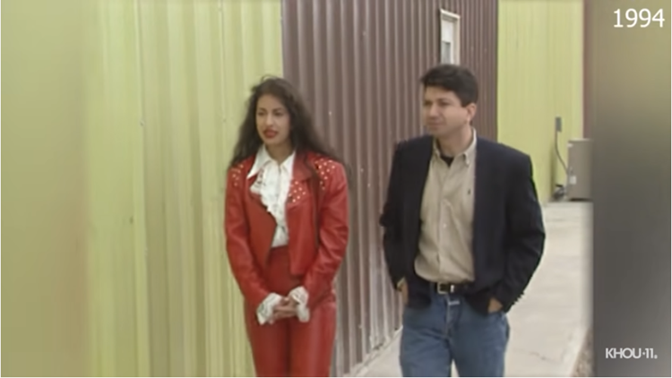 Watch: Ron Treviño's 1994 interview with Selena