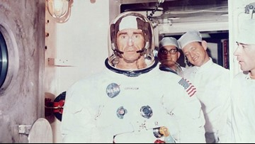 NASA astronaut Walt Cunningham remembers mission that made Apollo 11 possible