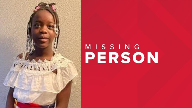 Police looking for 9-year-old girl who went missing in west Houston