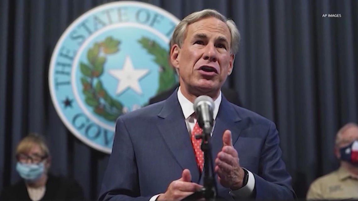 New reaction to Gov. Abbott's order limiting COVID controls
