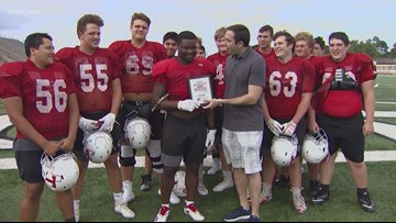 Athlete of the Week: Tomball High School's Daveon Vean