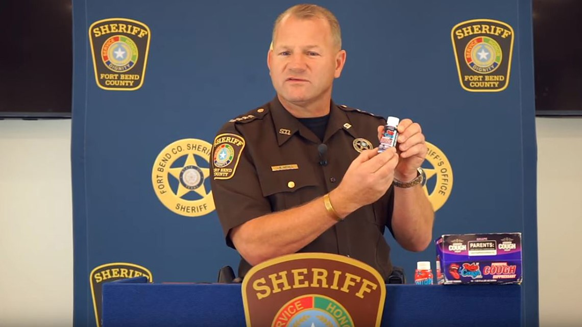 There S A Teen Drug Trend Called Robo Tripping That Fort Bend Deputies Want Parents To Be Aware Of Khou Com Roxborough church has a desire for our neighboring community to. fort bend deputies warn parents of new teen drug trend