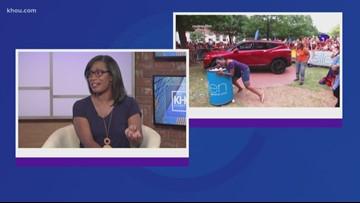 Meet the Beaumont woman who won a car on 'The Ellen Show'