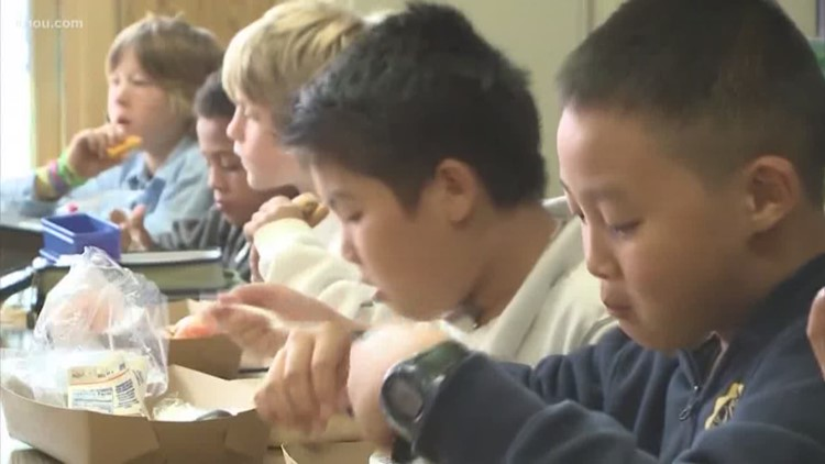 Food allergies among children are on the rise