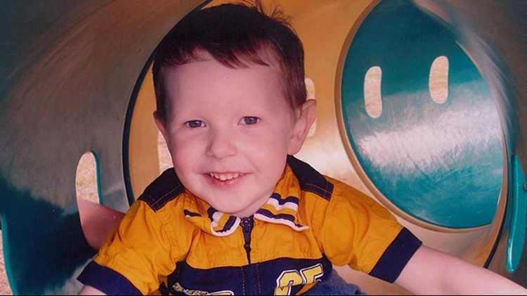Christian LaCombe was 3 years old when he was unknowingly left in his car seat for 10 hours on a hot August afternoon in 2008. More than 750 children across the U.S. have been died of hyperthermia as a result of being left in a hot car since 1990.