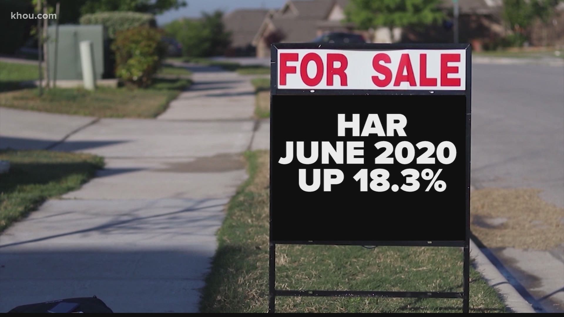 After Christmas Sales 2020 Houston Texas Why Greater Houston home sales are hot despite COVID 19 pandemic