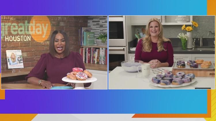 A look at Trisha Yearwood's new cookbook,