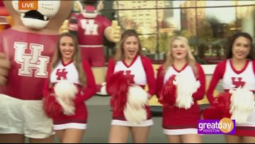 Cheer on our U of H Coogs at the KHOU 11 Watch Party!