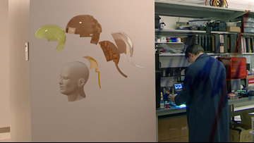 Rice researchers given $18M grant to develop mind-reading helmet