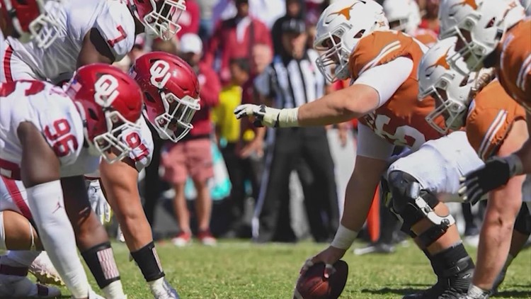It's official! SEC votes to add Texas, Oklahoma in 2025