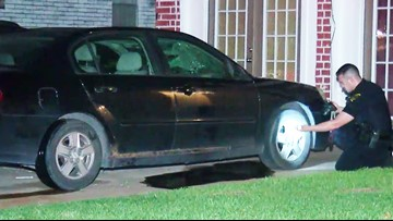 Car involved in deadly hit-and-run on I-45 found parked outside home, police say