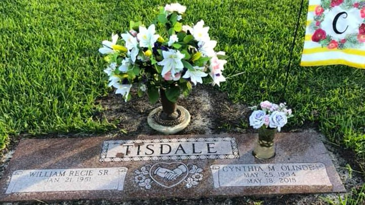 Tisdale gravesite