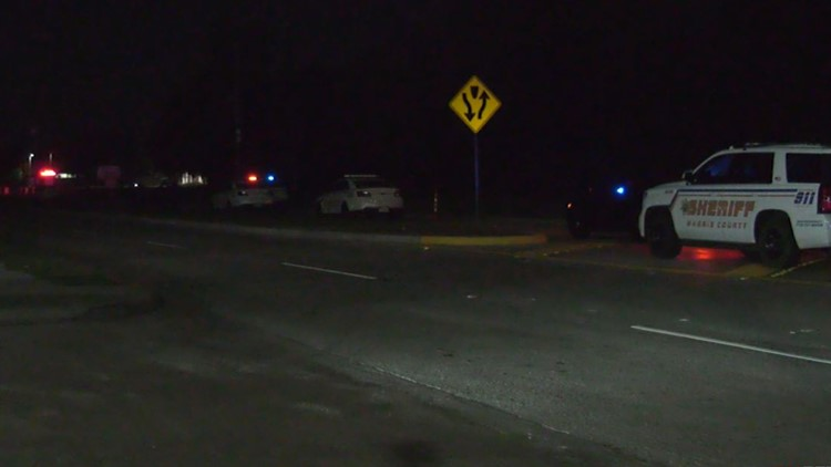 Man airlifted to hospital after getting hit by vehicle near Baytown