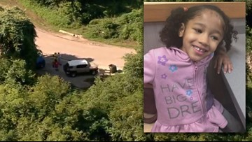 EquuSearch suspends search for 4-year-old Maleah Davis