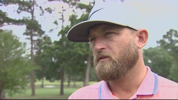Pearland golf pro Casey Russell makes cut for PGA Championship