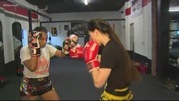 Knock off vacation pounds at Main St. boxing