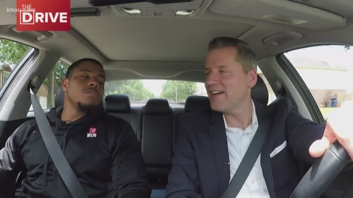 The Drive with DeAndre Washington