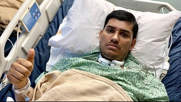 Lyft driver left in coma by accused drunk driver now in rehab