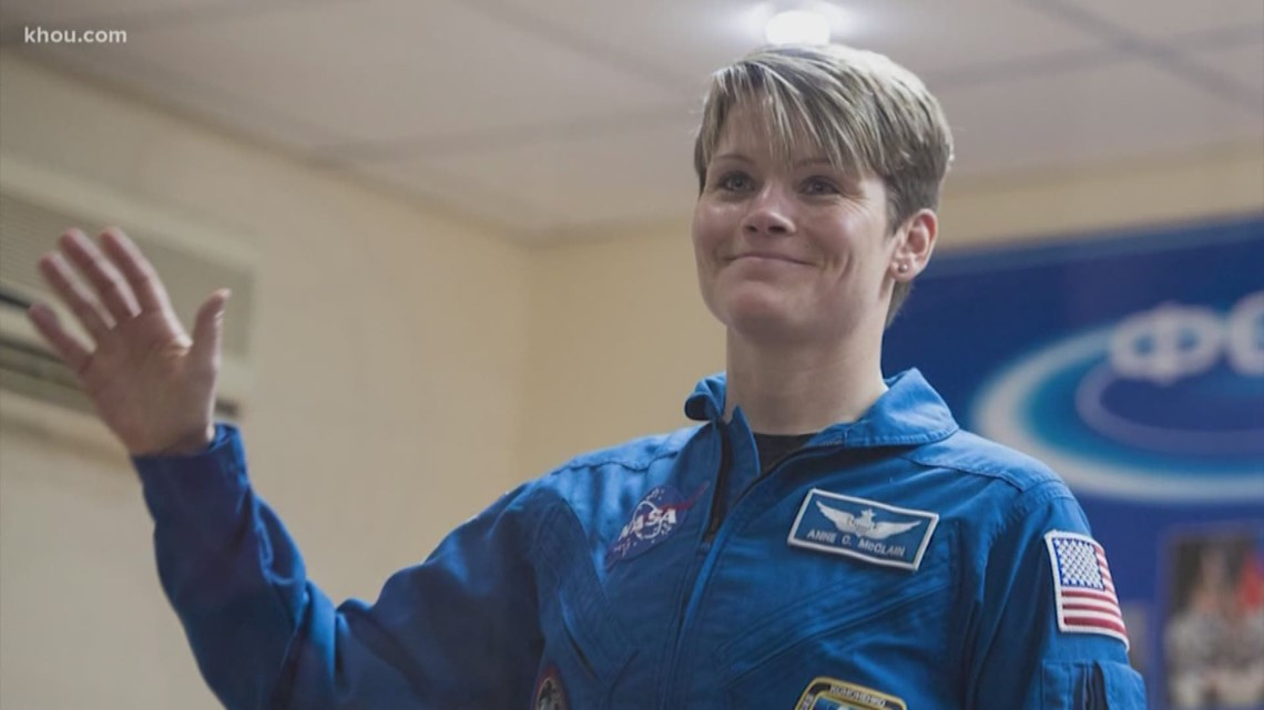 Astronaut accused of committing crime while in space