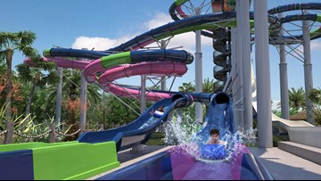 Schlitterbahn Galveston to honor NASA by adding space-themed water slides