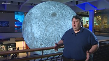 When it comes to moon landing, Houston man makes sure Hollywood gets it right